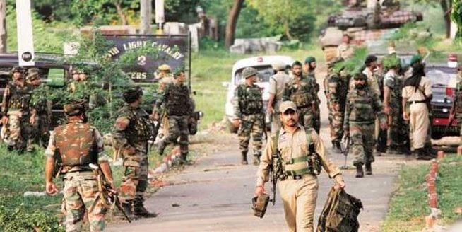 5 nabbed for CRPF Ambush in Manipur