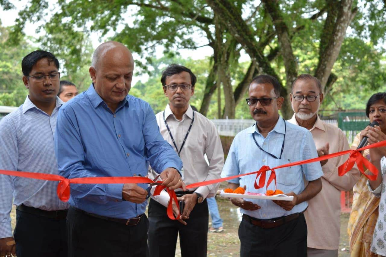 NRL dedicates park and ride facilities at Kaziranga National Park