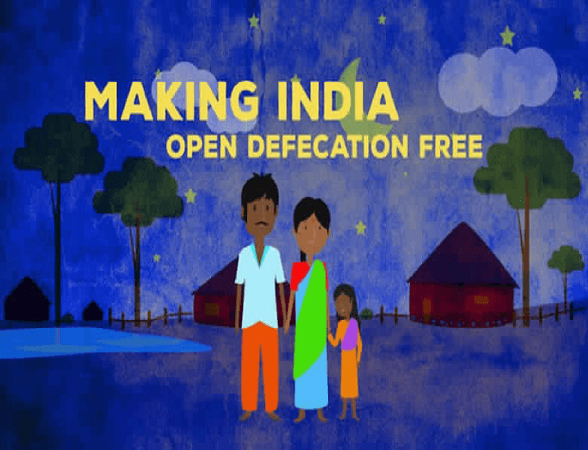 All rural 1,122 Villages In Nagaland Declared Open Defecation Free