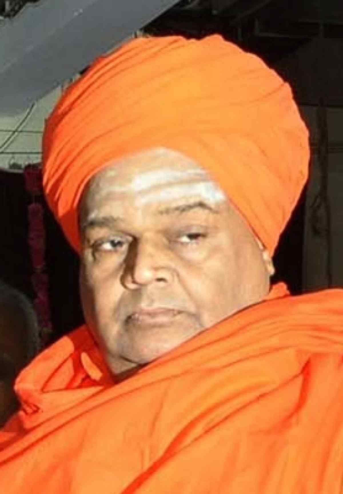 Popular Lingayat seer Siddalinga passes away in Karnataka