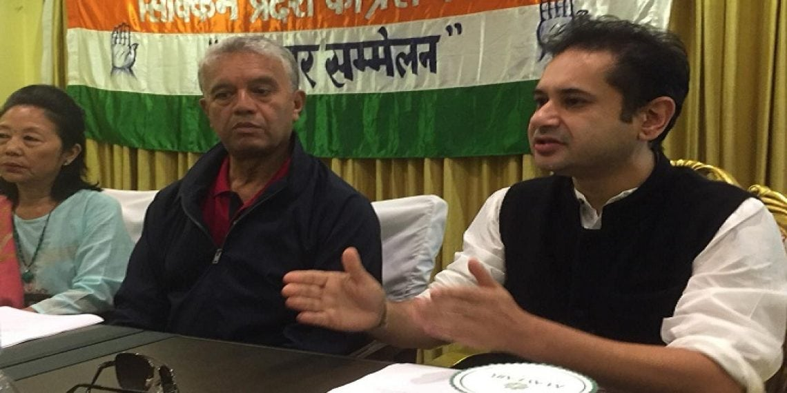 Congress Says About its Commitment to Provide Special Status to Sikkim