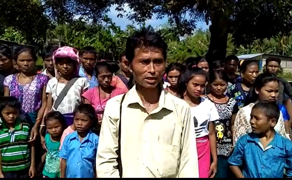 Reang Community cries for Development, slams Government for Negligence
