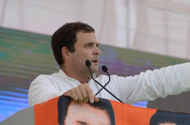 Rahul Gandhi Kick Starts Campaign In Telangana