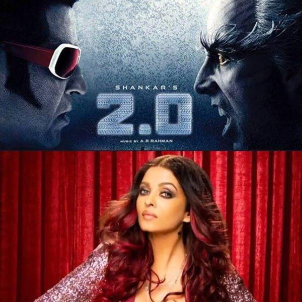 Aishwarya Rai Bachchan to Have a Fleeting Role in Rajinikanth - Akshay Kumar's 2.0?