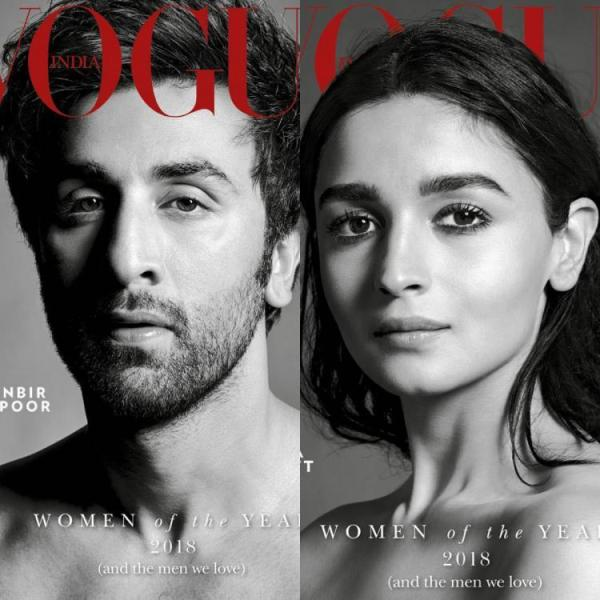Vogue Awards 2018: Ranbir Kapoor and Alia Bhatt Take Vogue Man of the Year and Youth Icon Awards