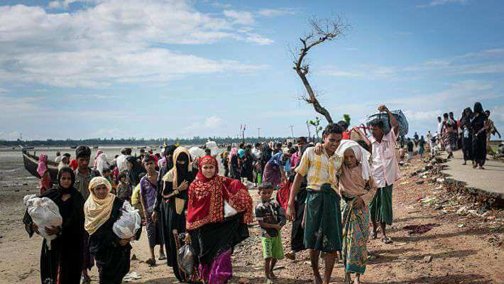 Rohingyas Urge India to Create Conditions Conducive for their Return