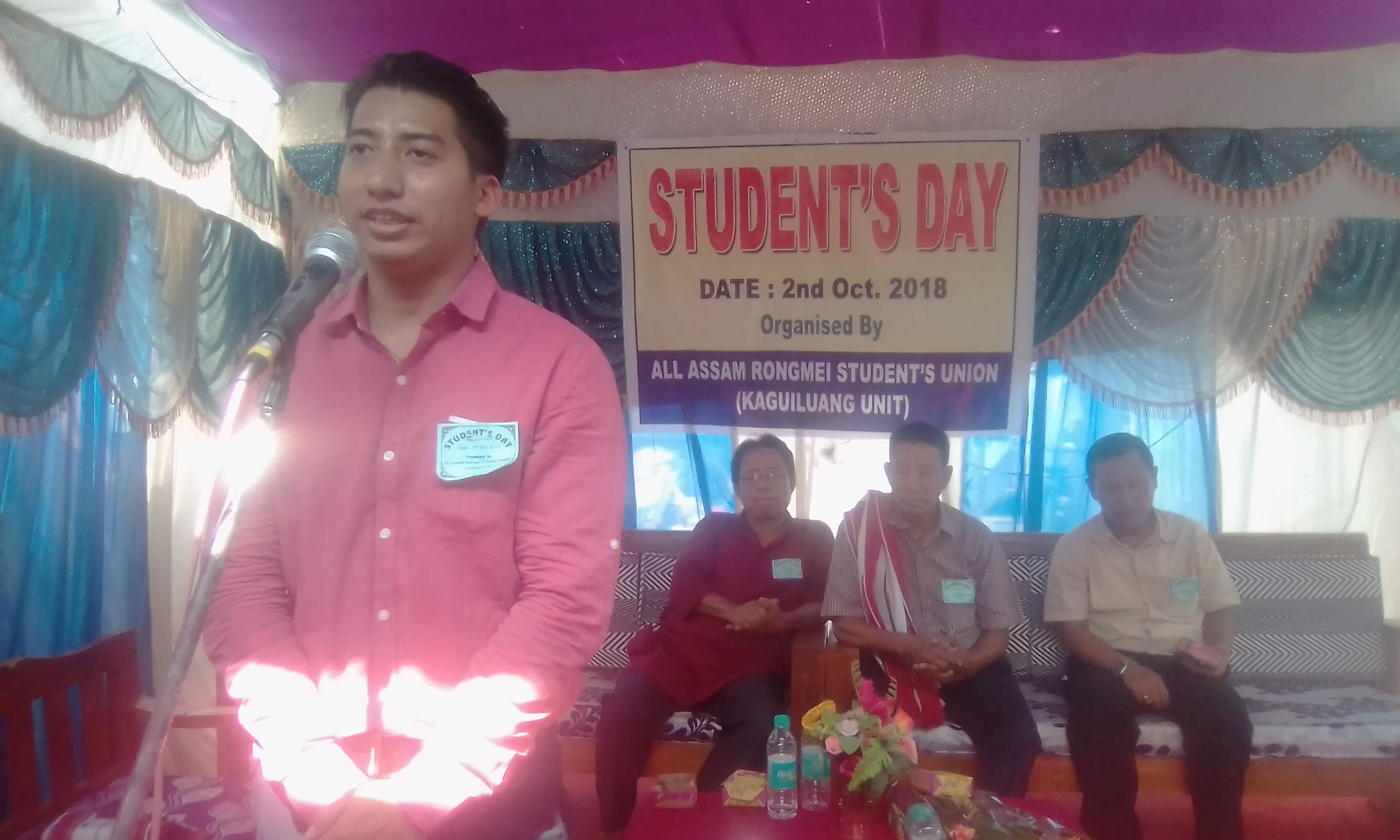All Assam Rongmei Naga Students' Union vow for a clean punji, Silchar
