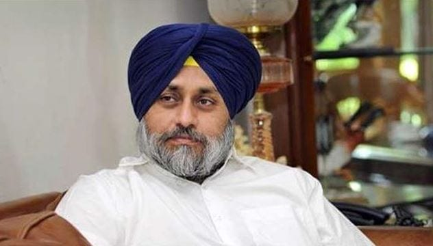 Ready to quit if party wants: Sukhbir Singh Badal