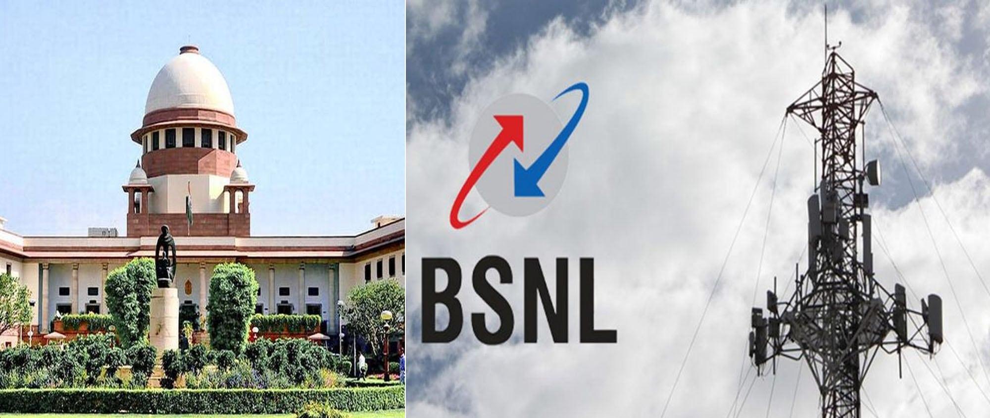 Supreme Court serves notice to Centre and BSNL for using 2G in Assam-Arunachal Pradesh