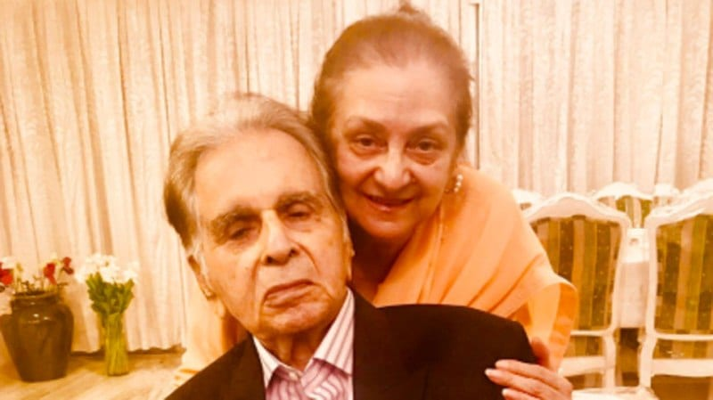 Saira Banu Marks 52nd Anniversary with Throwback Photo