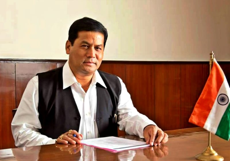 New Officers Must Work to Earn People's Trust: Sarbananda Sonowal