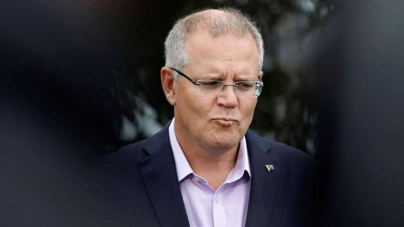 Australian PM Scott Morrison keen to strengthen ties with India