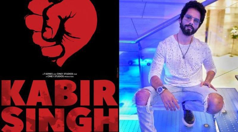 Arjun Reddy Remake: Shahid Kapoor To Done Avtar As Kabir Singh