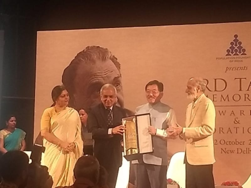 Sikkim Wins Gold at Global Future Policy Awards