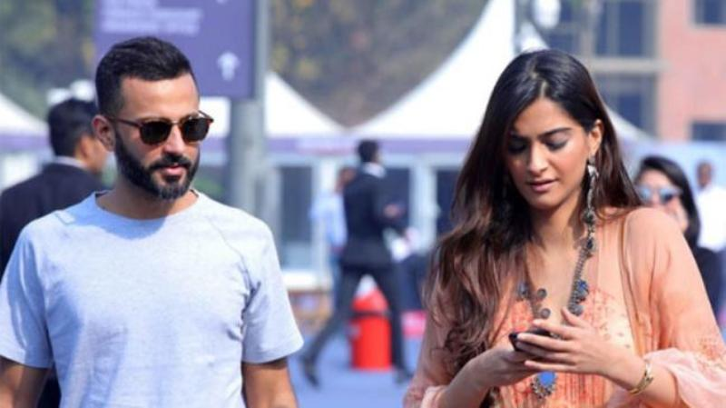Check Out What Is Sonam Kapoor Ahujas Favourite Travel Snack!