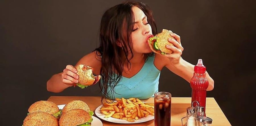 Are You Stress-Eating Often at Work? Stay Hydrated to Avoid Junk
