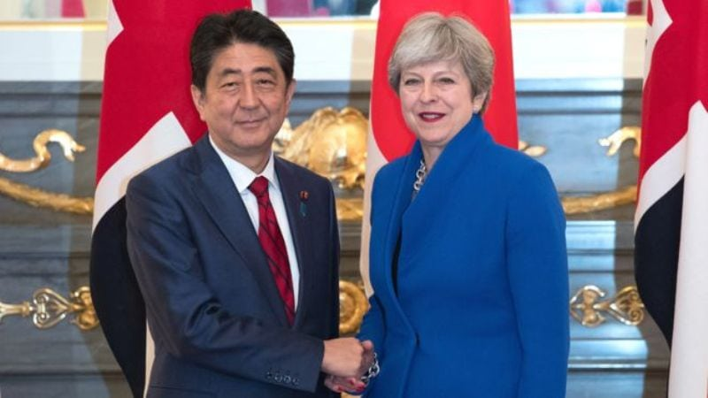 UK can Join Trans-Pacific Partnership (TPP) Post-Brexit: Japan