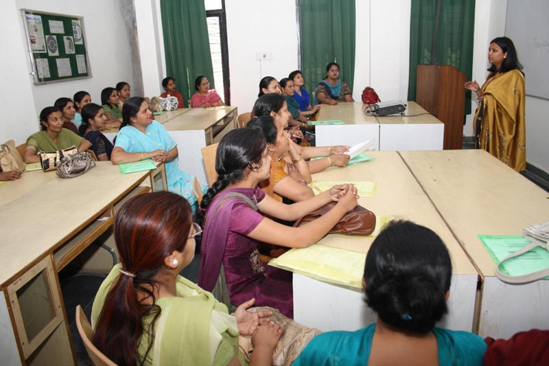 English medium educated candidates as teachers
