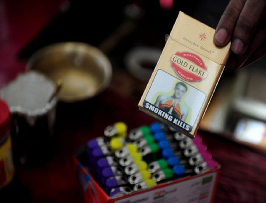 CLPF for cess increase on tobacco products