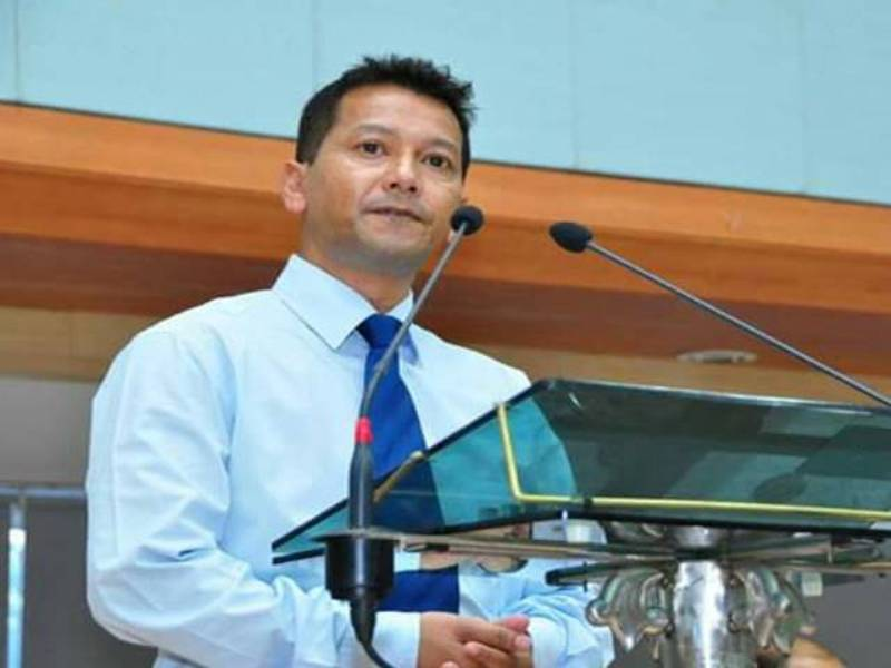 UDP Pitches for Common Candidate from Shillong