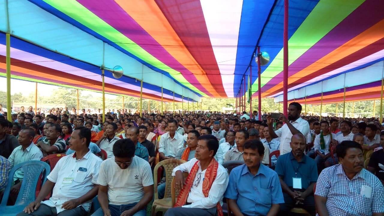 United People's Party Liberal (UPPL) of Kokrajhar to go alone in forthcoming Lok Sabha election: UG Brahma