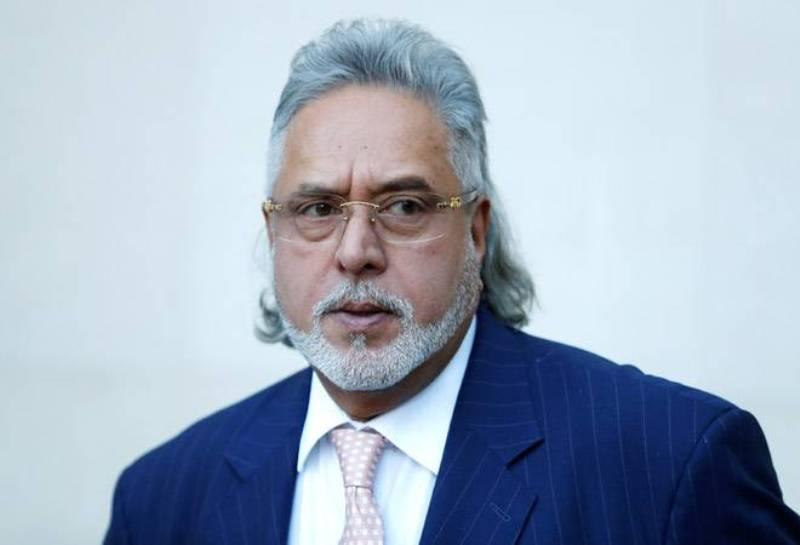 Tax Office Cautions Public on Buying Vijay Mallya's Shares