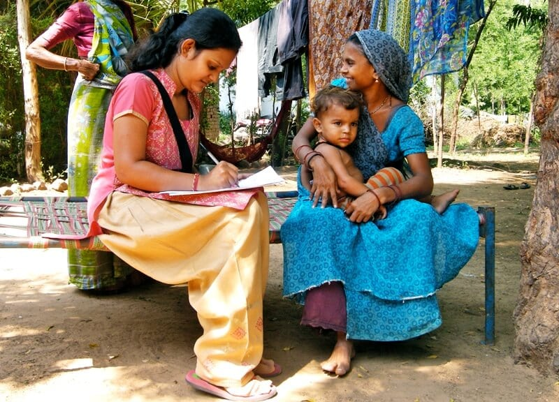 Silchar: Village health guides cry for justice