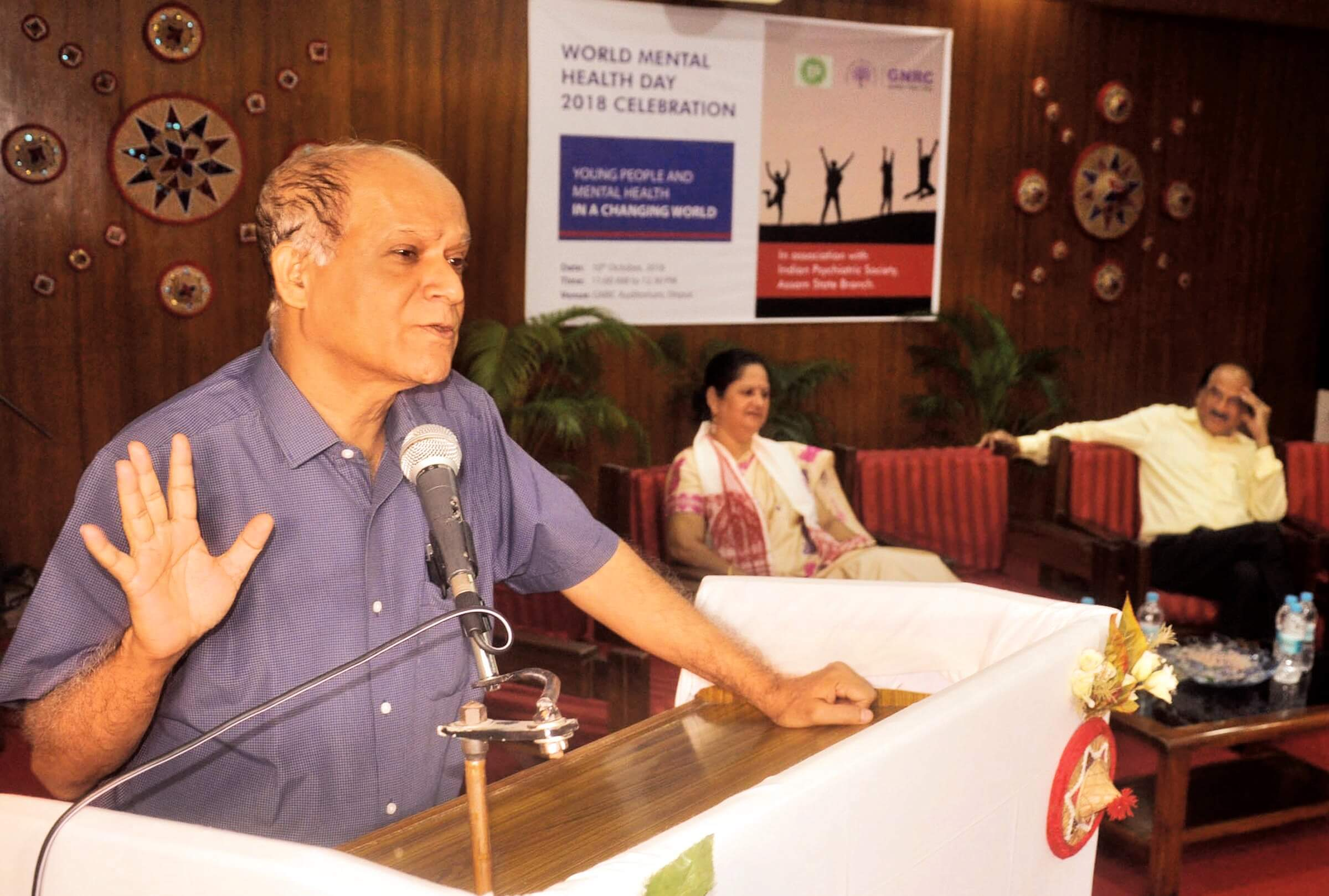 Mental health awareness programme held in Guwahati