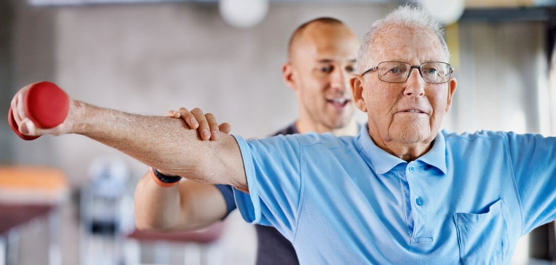 Exercise May Prevent Fall Risk for People with Alzheimers Disease: Study