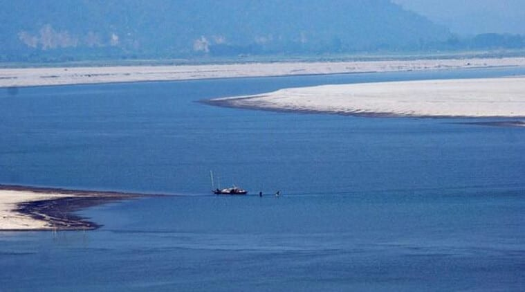 Body of Akhim Sarkar Lost To The Mighty Brahmaputra Recovered