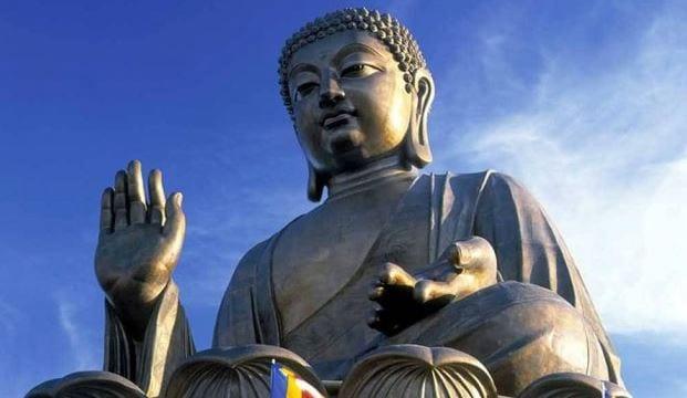 Assam's Tallest Buddha Statue Unveiled, Tinsukia