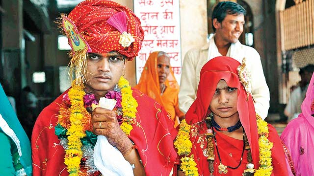 Child marriages highest in 3 Northeast States