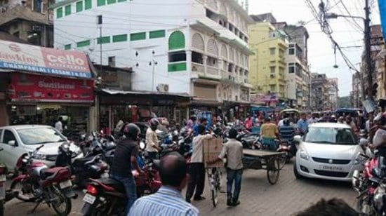 Eviction drive starves hawkers in Guwahati