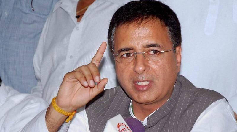 Congress targets BJP over NRC