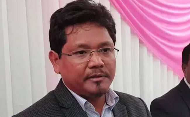 Conrad K Sangma discusses infra projects with PM Narendra Modi