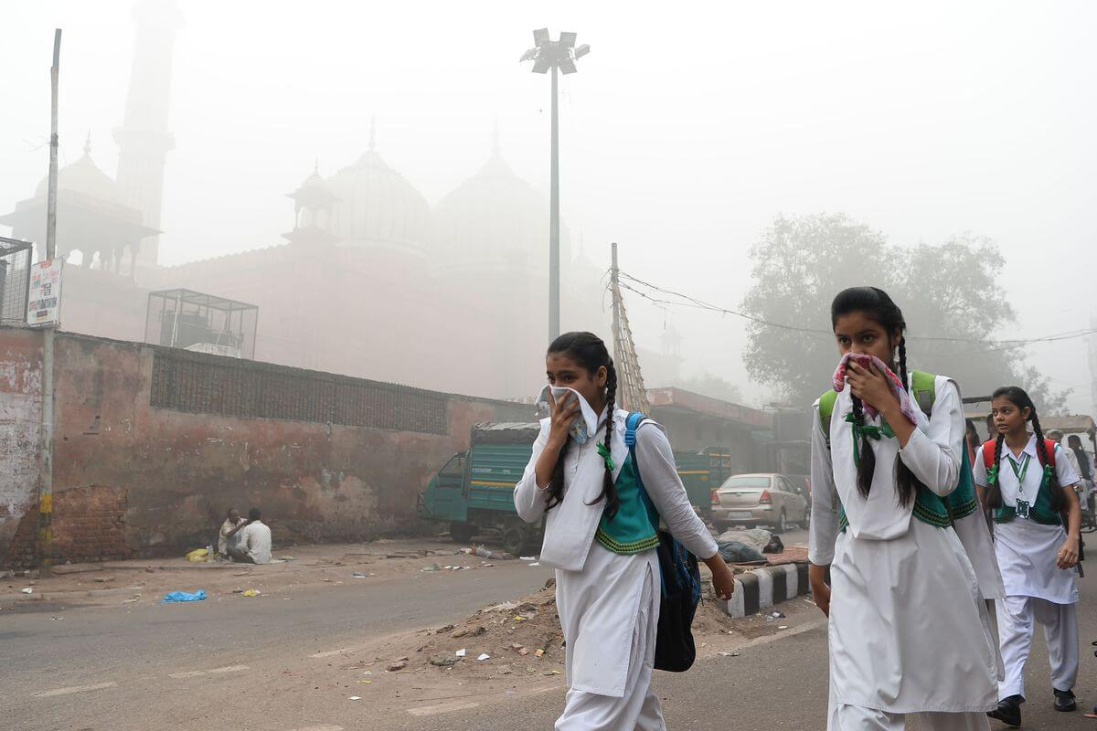 Delhi Government Takes Action Against Air Pollution