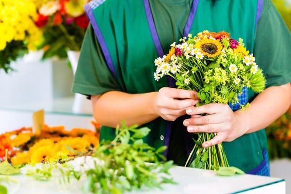 Flower business in Guwahati in full bloom - The Sentinel