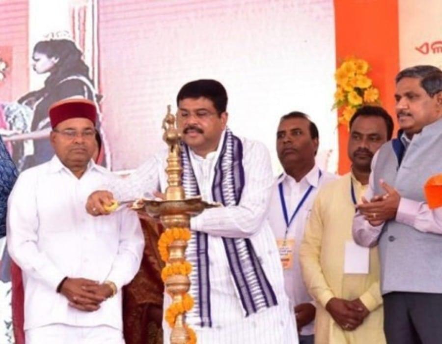 Pradhan to lay foundation stone for Odisha Ethanol plant