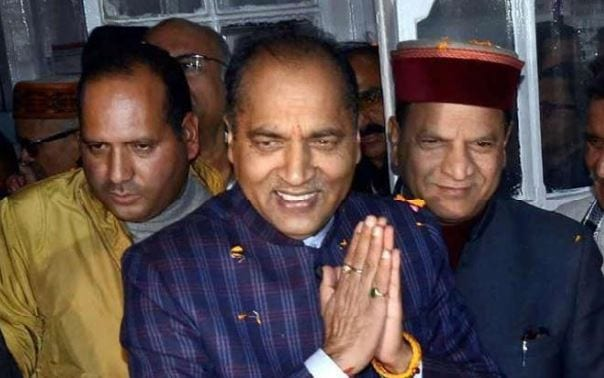 Himachal CM Jai Ram Thakur seeks relief for losses