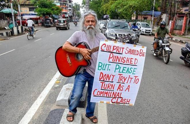 Music director Kishore Giri no more