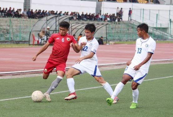 Lajong in finals of the Shillong Premier League 2018