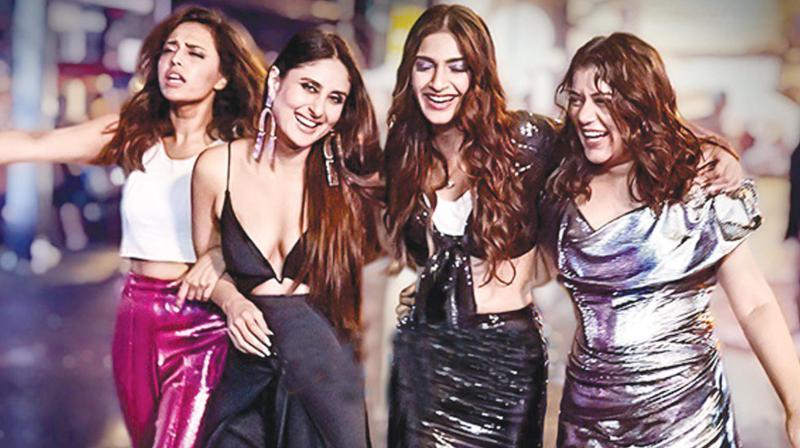 Bollywood Musings: The Changing Face of Women Bonding in Bollywood Cinema