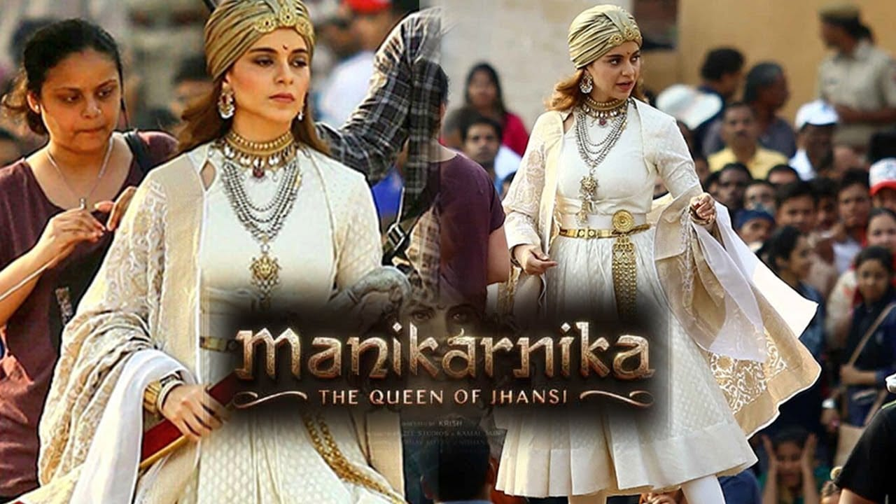 Kangana Ranaut and Team Wrap-Up the Shooting of Manikarnika: The Queen Of Jhansi