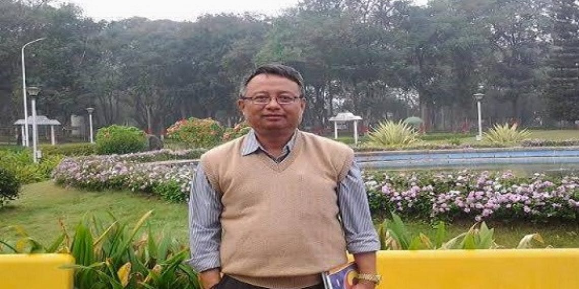 Manipur Appoints Oinam Sunil the New State Information Commissioner