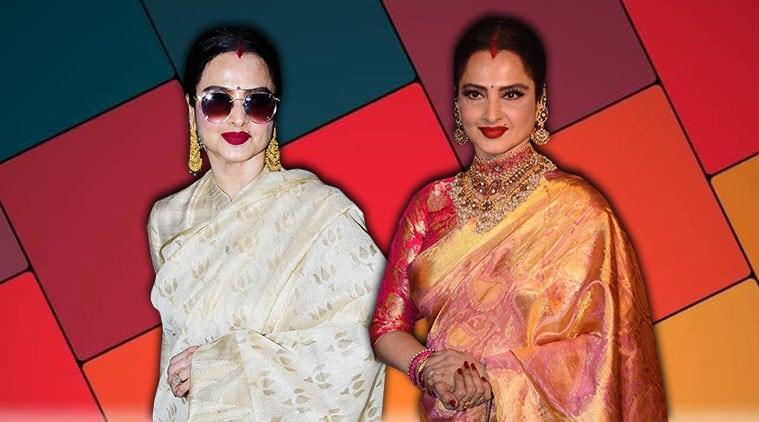 Happy Birthday Rekha: A Timeless Beauty