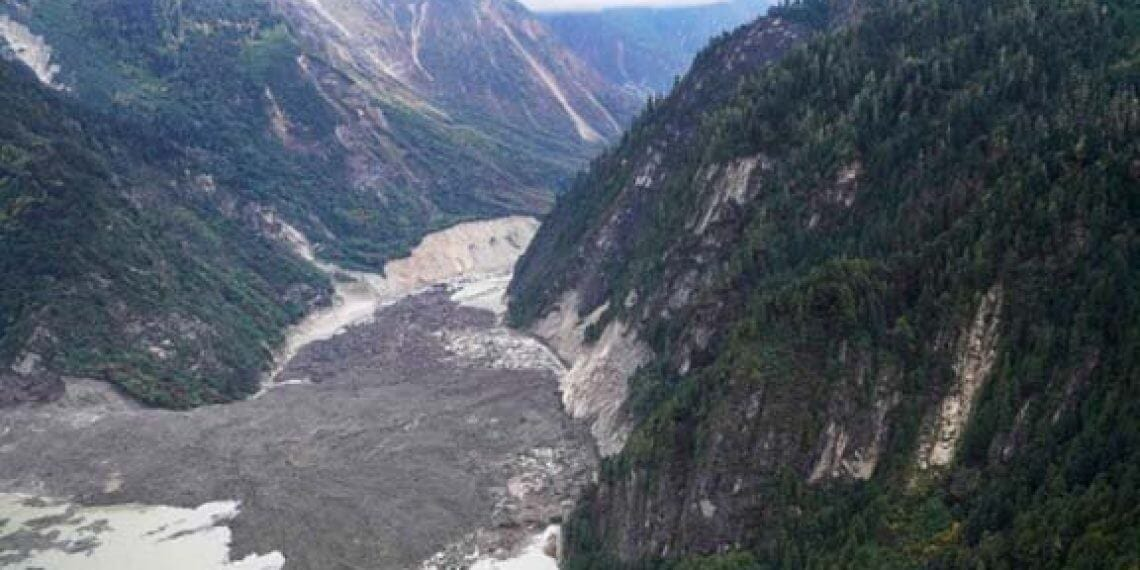 Yarlung-Tsangpo River Overflowing Blockade; Fresh Flood Feared in Siang River
