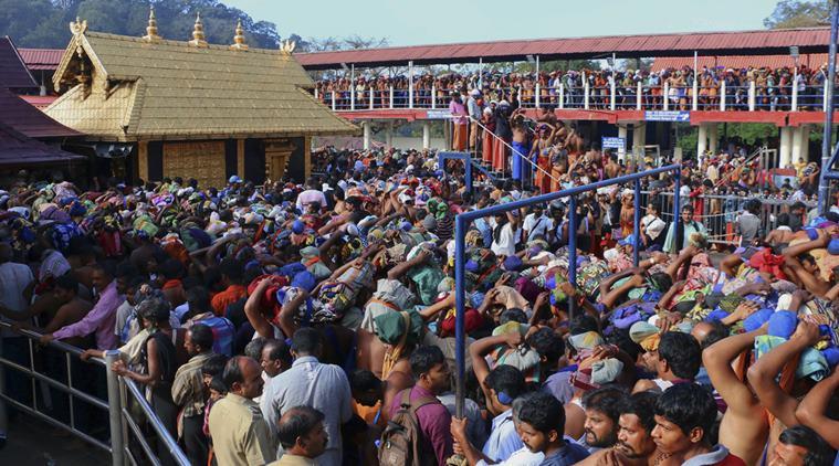 All-party meet fails to end Sabarimala deadlock