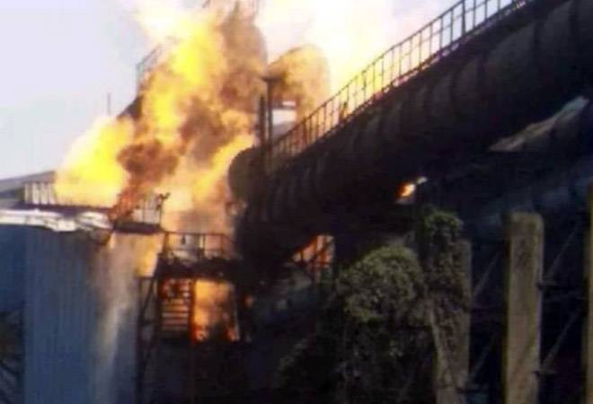 Fire at Bhilai Steel Plant Contained: Steel Authority of India