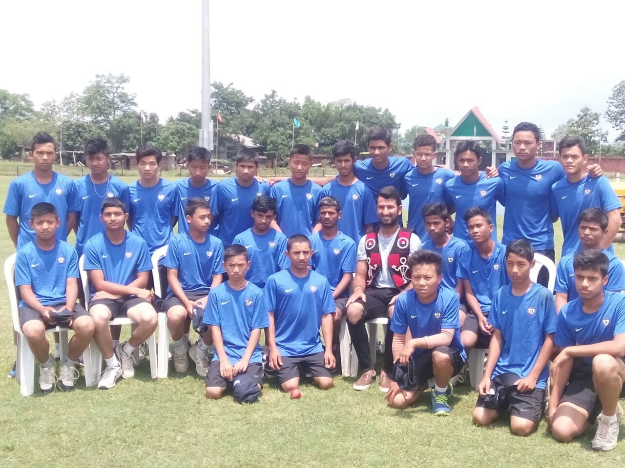 Sikkim Cricket Association to get Three Professional Players