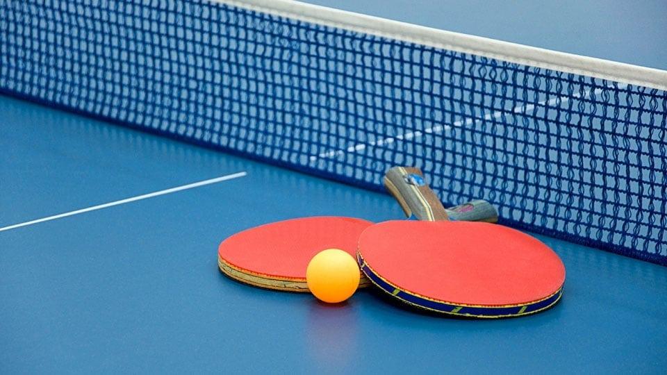 Harmeet Desai Provides Twist in Tale; Women win Maiden Table Tennis Title
